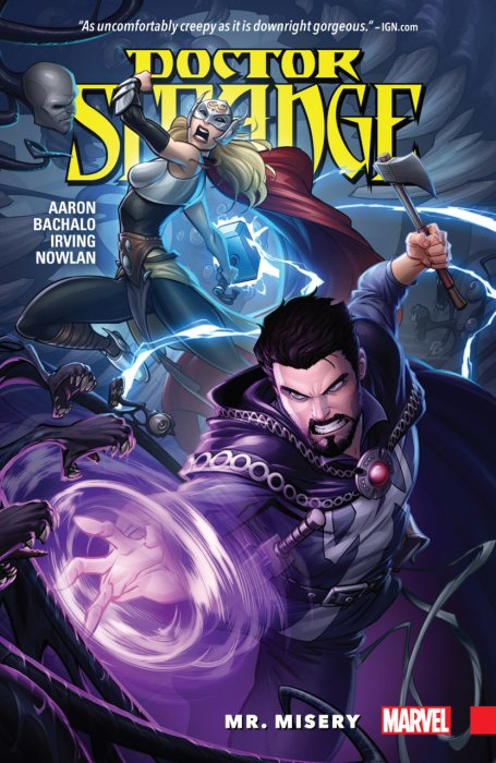 Doctor Strange Vol.4 - Mr. Misery