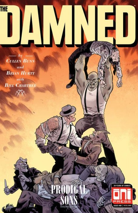 The Damned #8