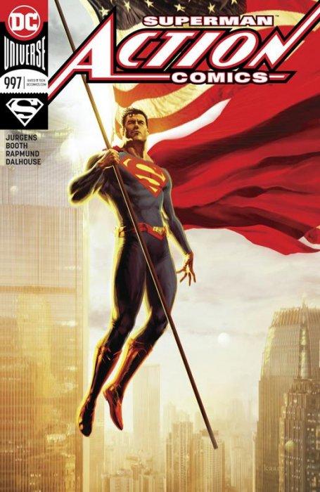 Action Comics #997