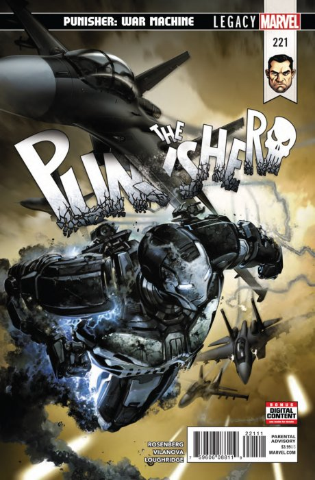 The Punisher #221