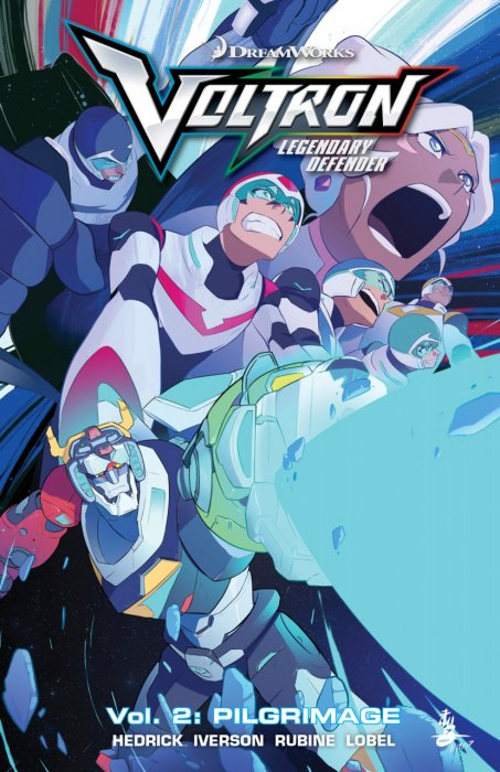 Voltron Legendary Defender Vol.2 - Pilgrimage
