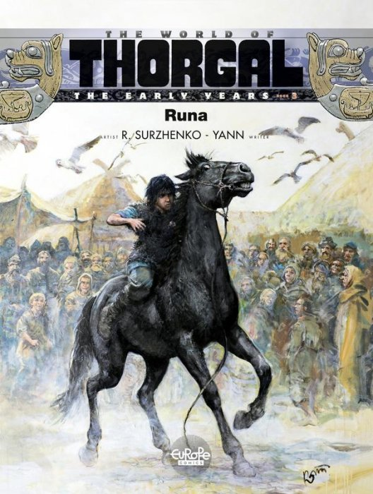 The Young Thorgal #3 - Runa