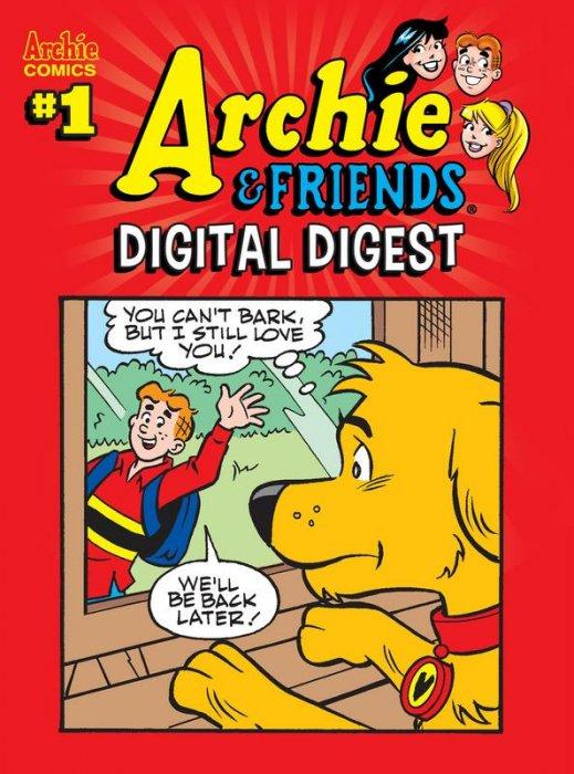 Archie & Friends Digital Digest #1
