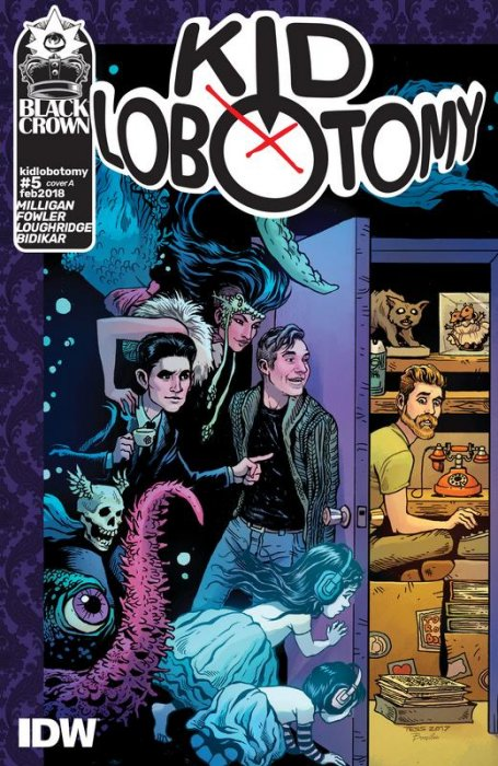 Kid Lobotomy #5
