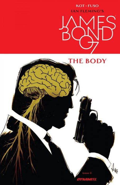 James Bond - The Body #2