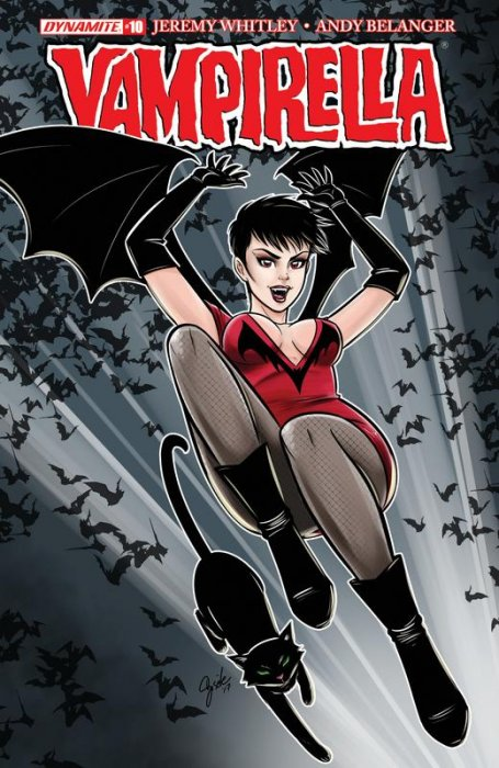 Vampirella Vol.4 #10
