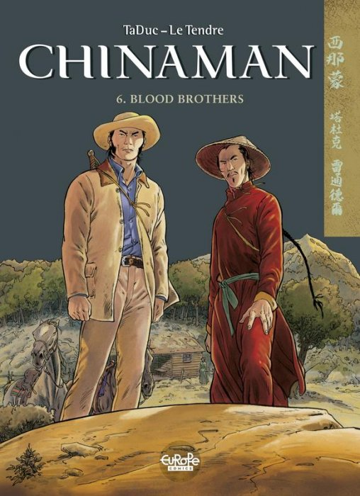 Chinaman #6 - Blood Brothers