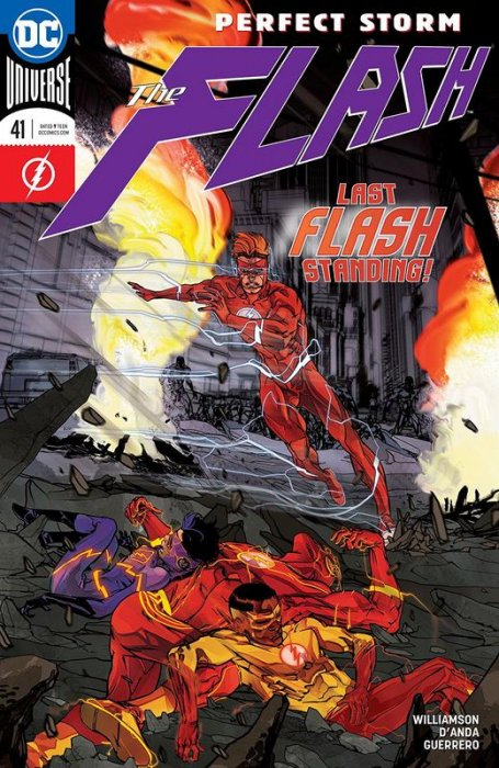 The Flash #41