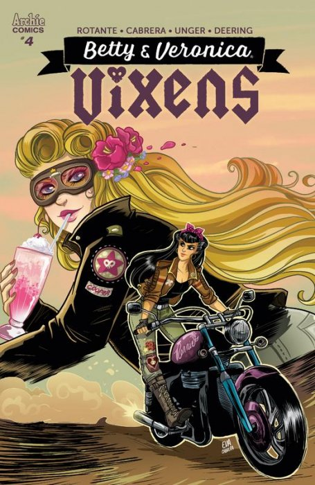 Betty & Veronica - Vixens #4