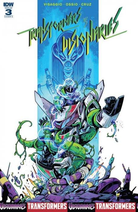 Transformers vs. Visionaries #3