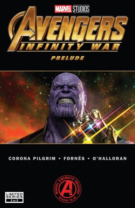 Marvel's Avengers - Infinity War Prelude #2