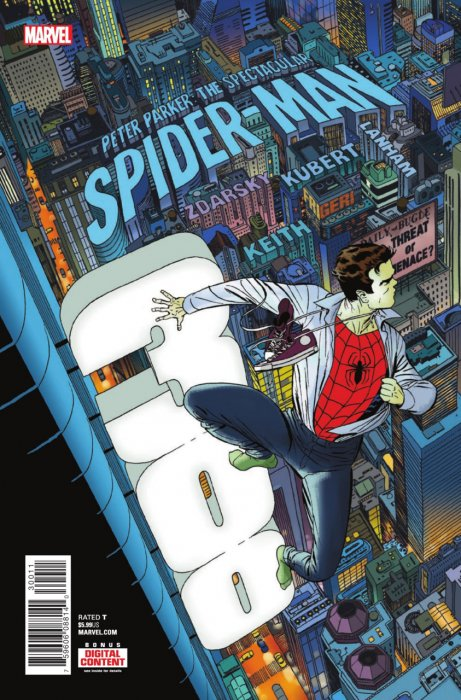 Peter Parker - The Spectacular Spider-Man #300