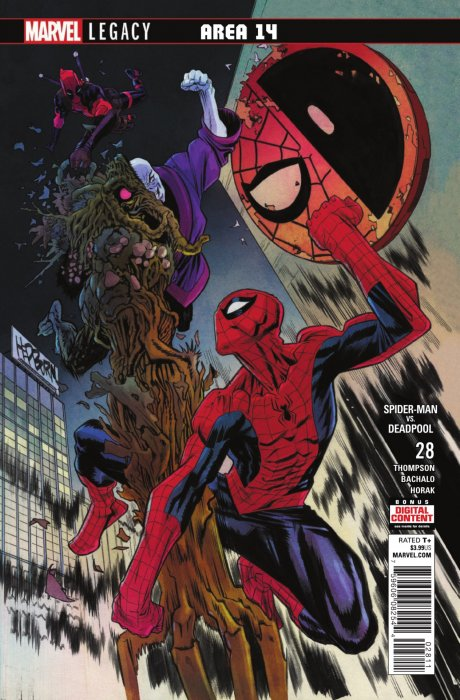 Spider-Man - Deadpool #28