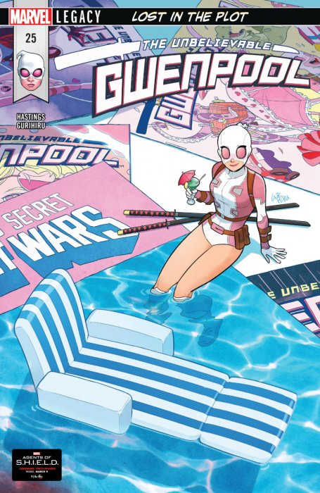 The Unbelievable Gwenpool #25