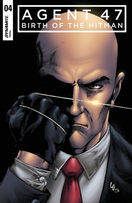 Agent 47 - Birth of the Hitman #4