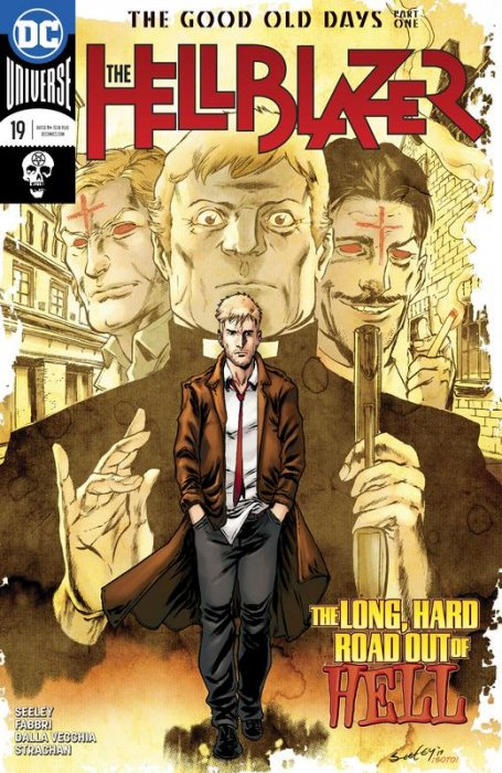 The Hellblazer #19