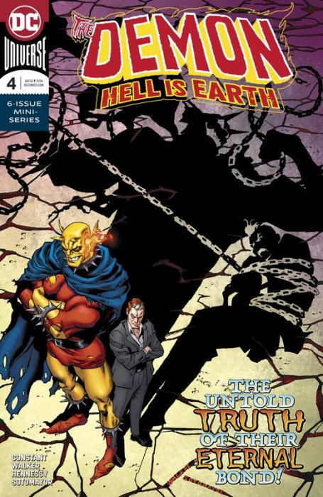 The Demon - Hell is Earth #4