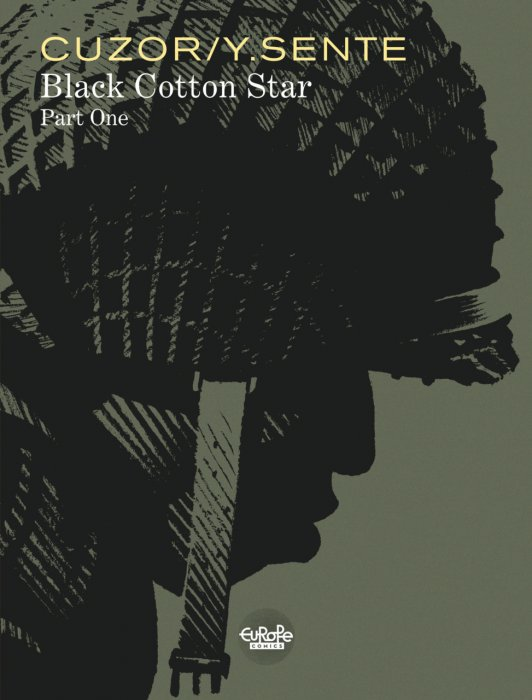 Black Cotton Star #1