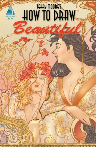 Terry Moore's How To Draw - Beautiful