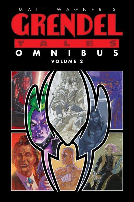 Matt Wagner's Grendel Tales Omnibus Vol.2