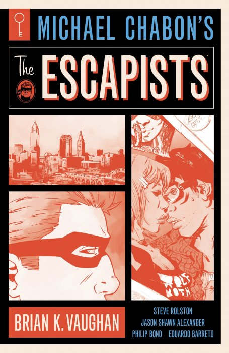 Michael Chabon's The Escapists #1
