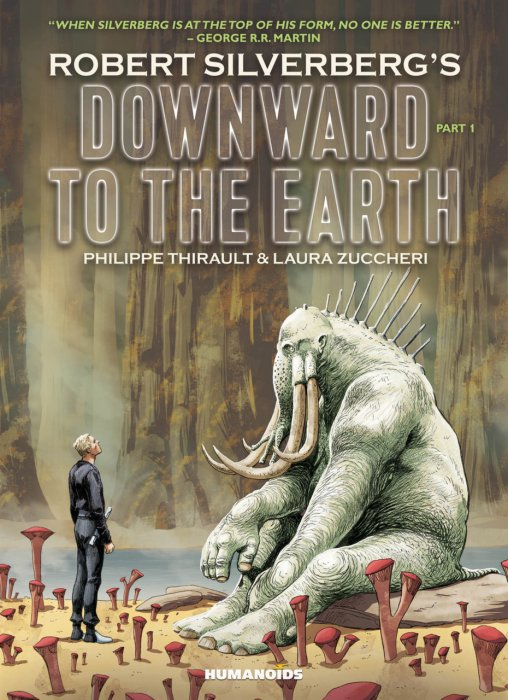 Downward to the Earth #1