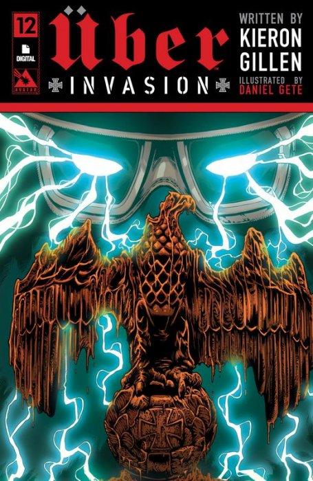 Uber - Invasion #12