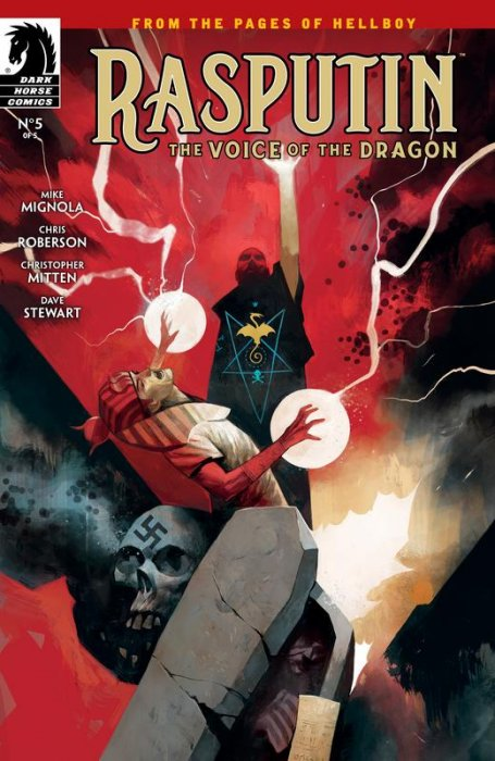 Rasputin - The Voice of the Dragon #5