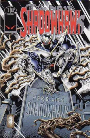 New Shadowhawk #01-07