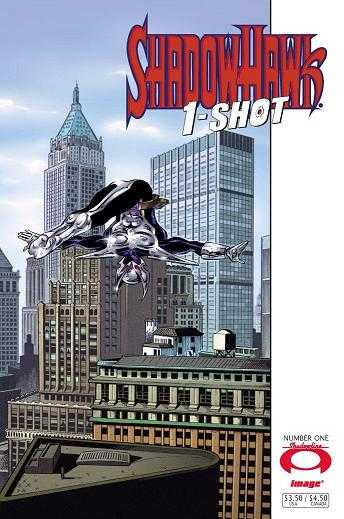 Shadowhawk One-Shots and Specials