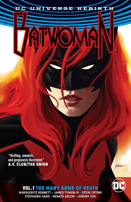 Batwoman Vol.1 - The Many Arms of Death