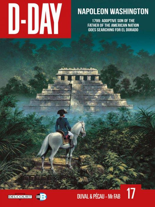D-Day Vol.17 - Napoleon Washington