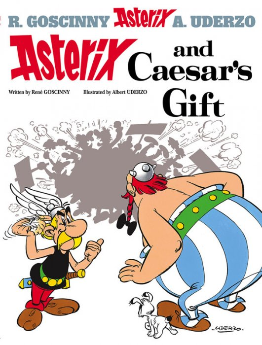 Asterix #21-23 Complete