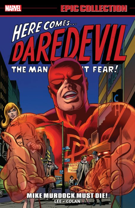 Daredevil Epic Collection Vol.2 - Mike Murdock Must Die