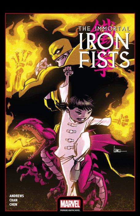 The Immortal Iron Fists #1 - TPB