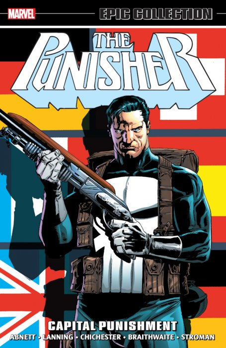 Punisher Epic Collection Vol.7 - Capital Punishment