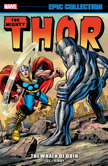 Thor Epic Collection Vol.3 - The Wrath Of Odin