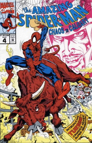 The Amazing Spider-Man - Chaos In Calgary #4