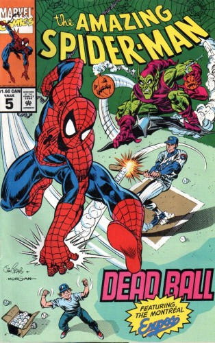The Amazing Spider-Man - Deadball #5