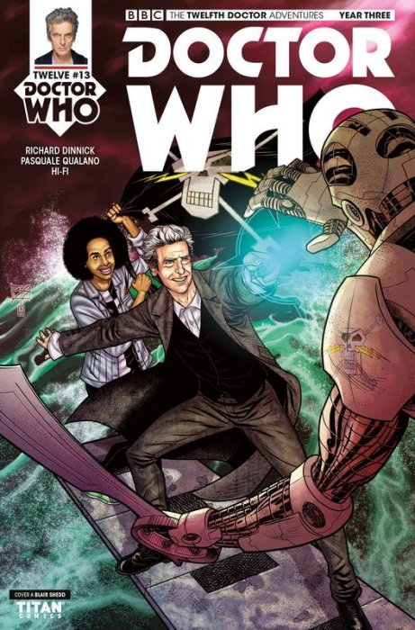 Doctor Who - The Twelfth Doctor Year Three #13