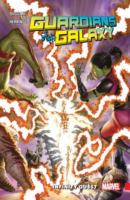 All-New Guardians of the Galaxy Vol.3 - Infinity Quest