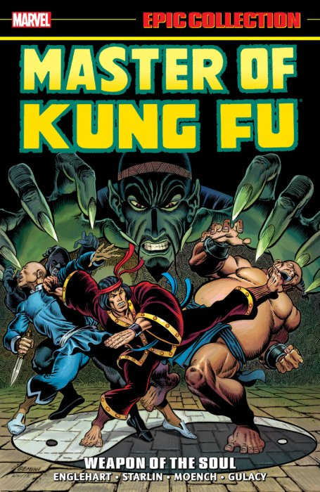 Master of Kung Fu Epic Collection - Weapon of the Soul #1 - TPB