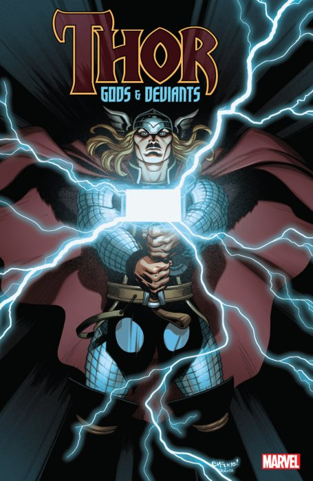 Thor - Gods & Deviants #1 - TPB