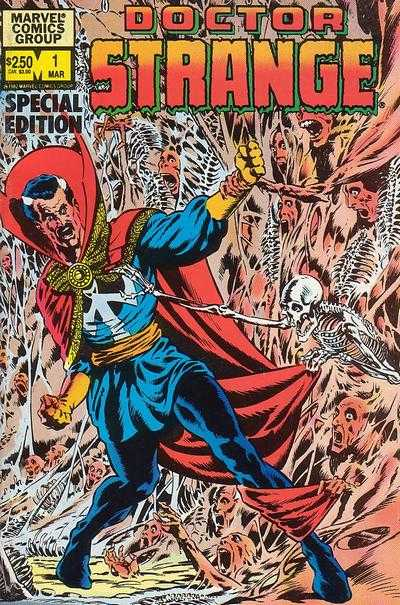 Doctor Strange Special Edition #1