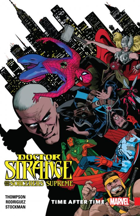 Doctor Strange and the Sorcerers Supreme Vol.2 - Time After Time