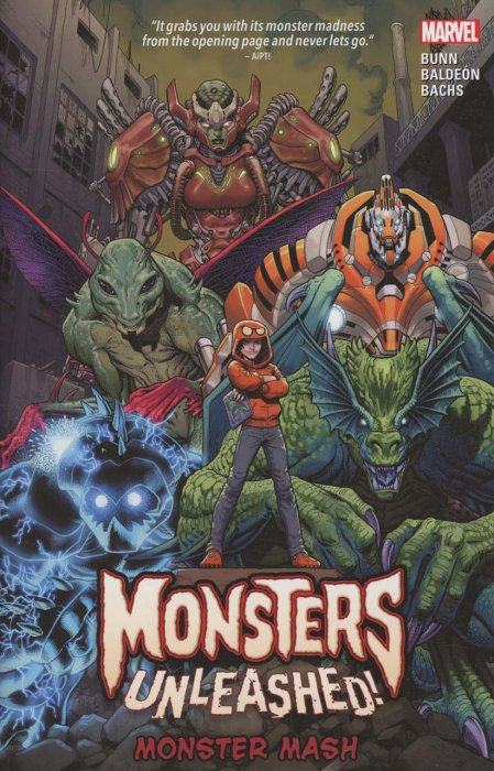 Monsters Unleashed Vol.1 - Monster Mash