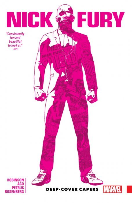 Nick Fury - Deep-Cover Capers #1 - TPB