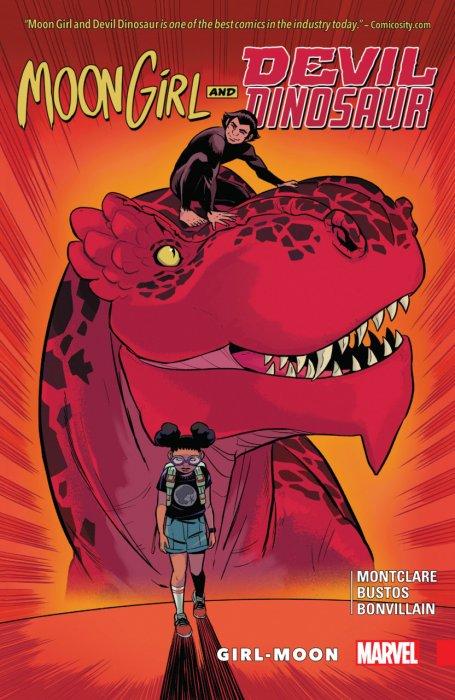 Moon Girl and Devil Dinosaur Vol.4 - Girl-Moon