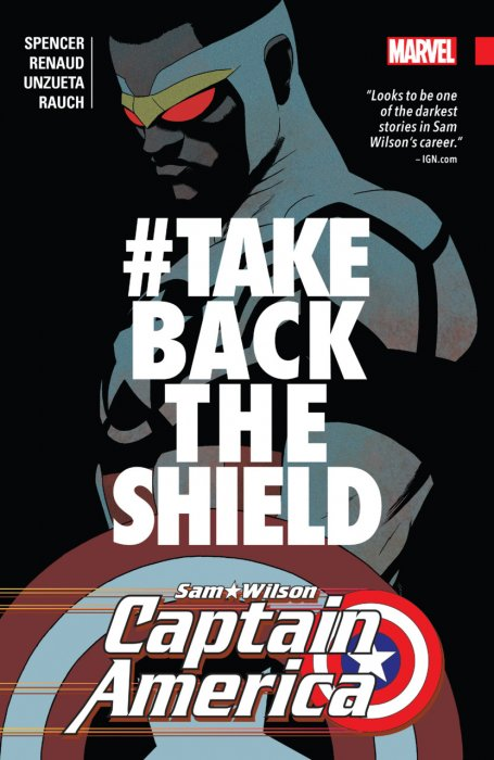 Captain America - Sam Wilson Vol.4 - #TAKEBACKTHESHIELD