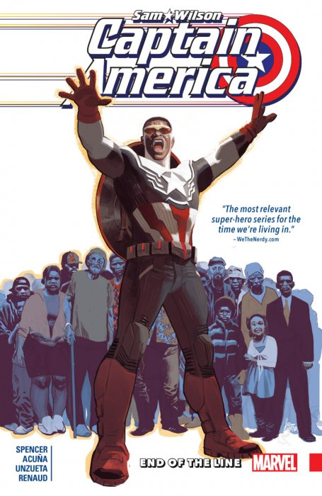 Captain America - Sam Wilson Vol.5 - End of the Line